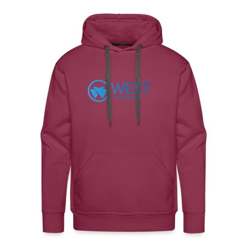 West Kiteboarding - Männer Premium Hoodie