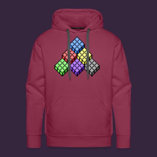 Iso - Sweat-shirt à capuche Premium pour hommes