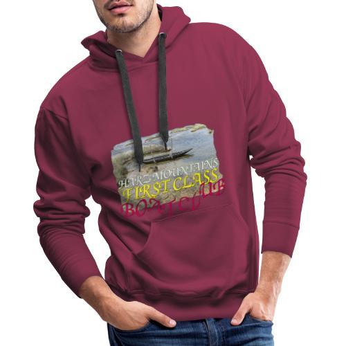 boat club 1 - Männer Premium Hoodie