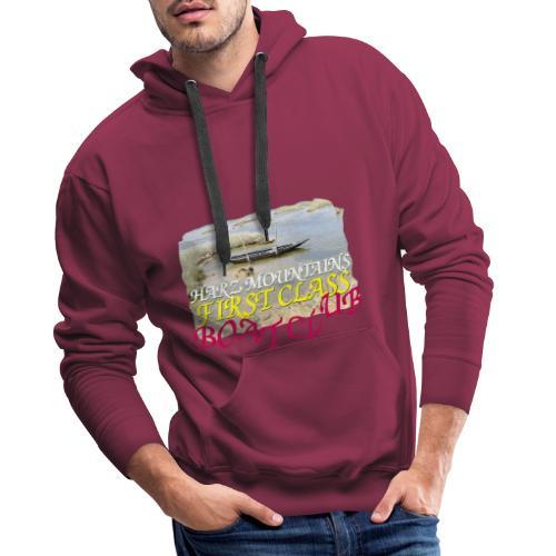 boat club 3 - Männer Premium Hoodie