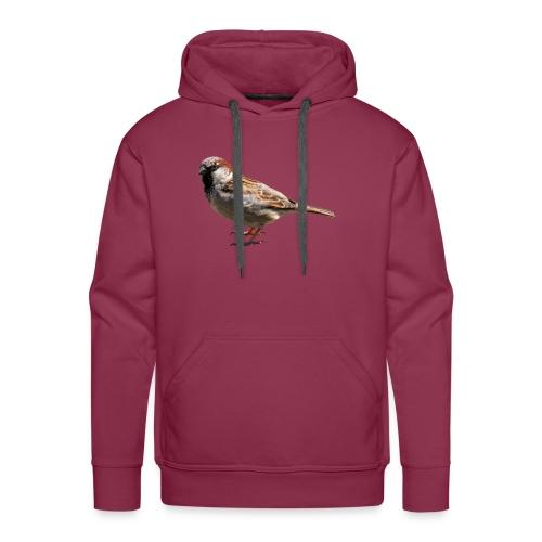moineau - Sweat-shirt à capuche Premium pour hommes