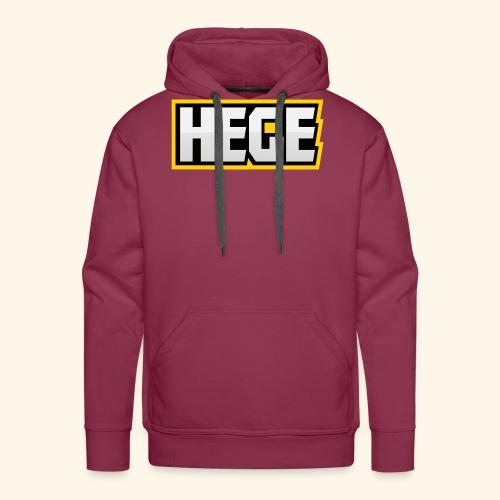 Hege - Männer Premium Hoodie