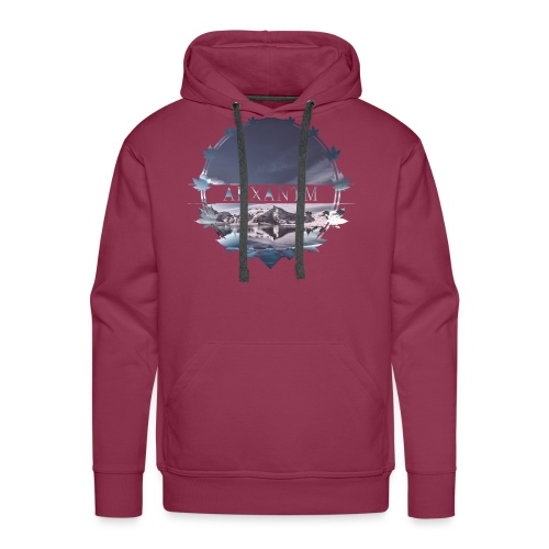 Arcanum Winter Edition - Men's Premium Hoodie