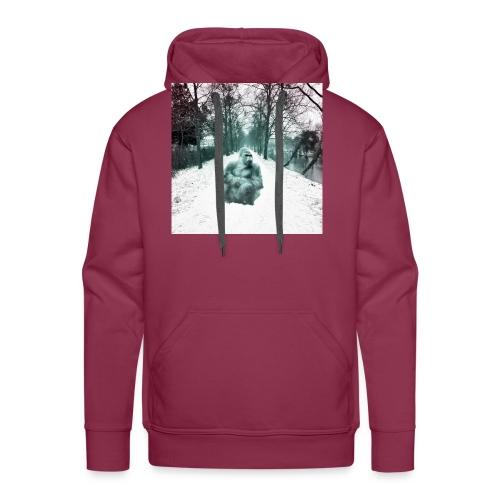 City Winter Jungle - Männer Premium Hoodie