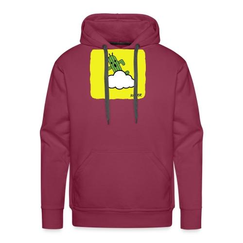 Sky runner cactuar - Sweat-shirt à capuche Premium pour hommes