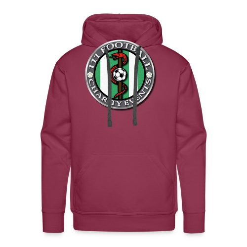 111 Football & Charity Events - Men's Premium Hoodie