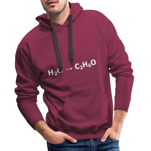 WATER INTO WINE - Men's Premium Hoodie