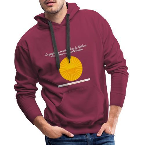 Vacances - Sweat-shirt à capuche Premium pour hommes