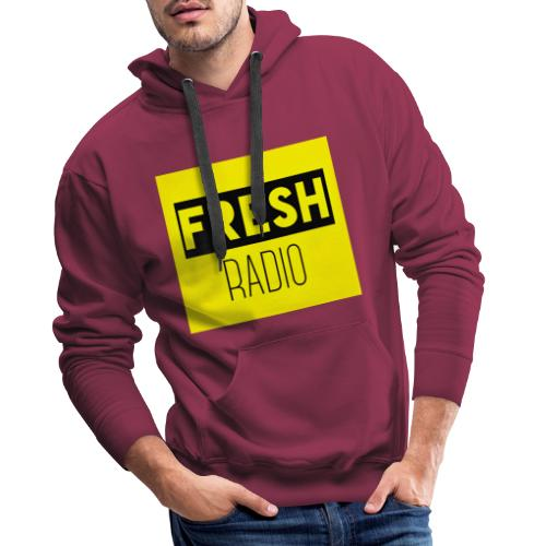 FreshRadio LOGO - Men's Premium Hoodie