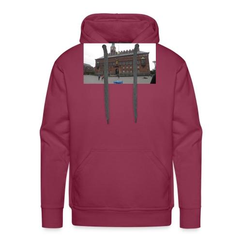 KBH - Herre Premium hættetrøje