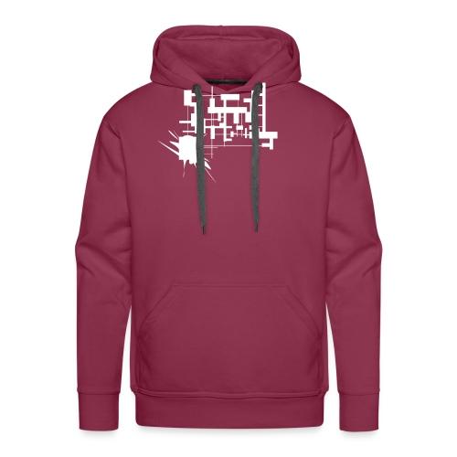 USINE - Sweat-shirt à capuche Premium pour hommes