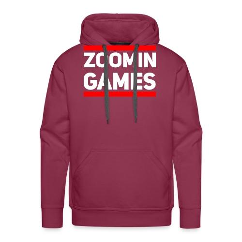 9815 2CRun ZG White - Men's Premium Hoodie