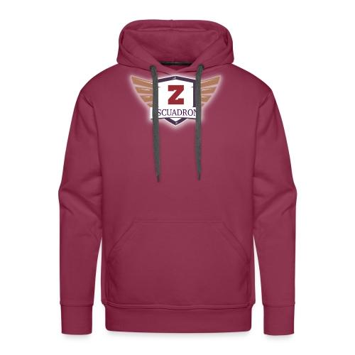 Escuadrón Z - Sudadera con capucha premium para hombre