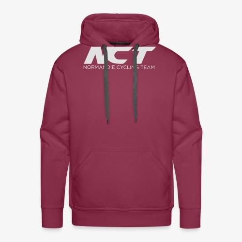 Logo NCT 2017 - Sweat-shirt à capuche Premium pour hommes
