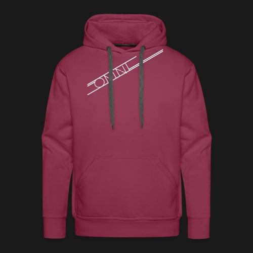 Oszillation OMNI Womens RED T- Shirt - Männer Premium Hoodie