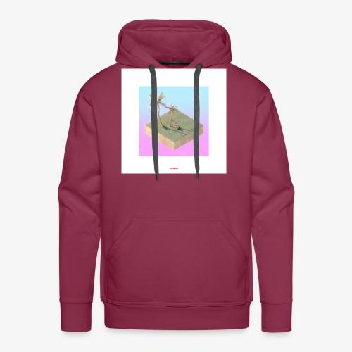 ISLAND #01 - Männer Premium Hoodie