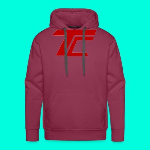 Red TC Logo - Premiumluvtröja herr
