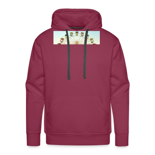 header_image_cream - Men's Premium Hoodie