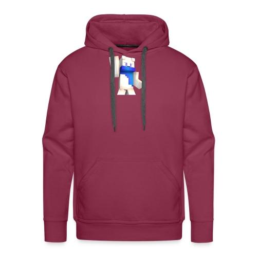 Tee-Shirt Noir - MrBobi - Sweat-shirt à capuche Premium pour hommes