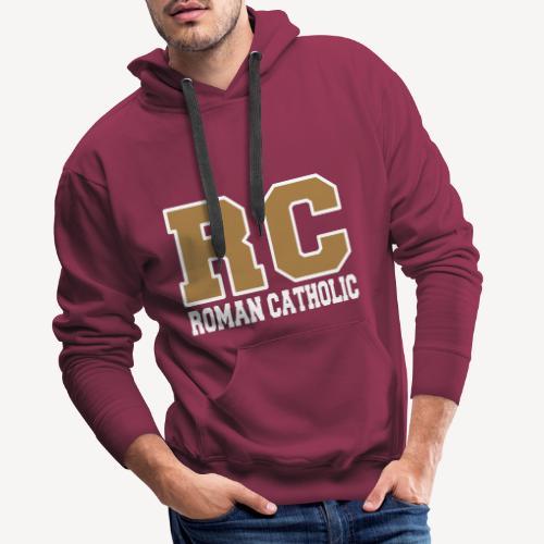 RC ROMAN CATHOLIC - Men's Premium Hoodie