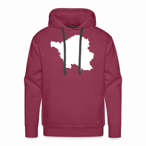 Saarland T-Shirt - Männer Premium Hoodie