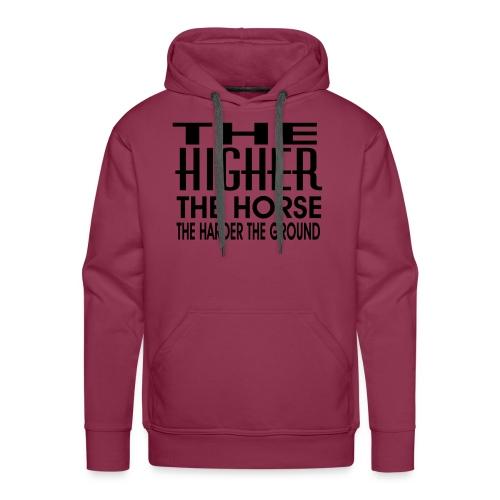 hoch2 - Männer Premium Hoodie