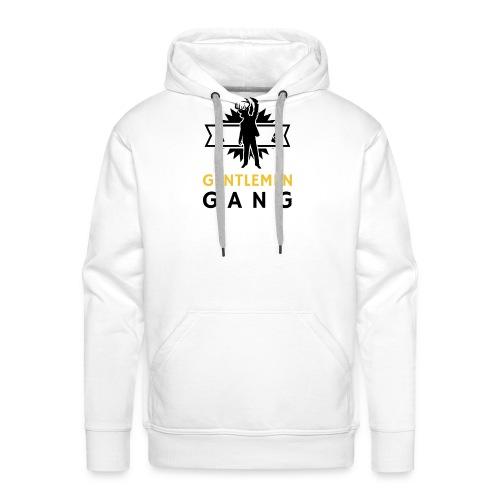 Gentlemen gang - Sweat-shirt à capuche Premium pour hommes