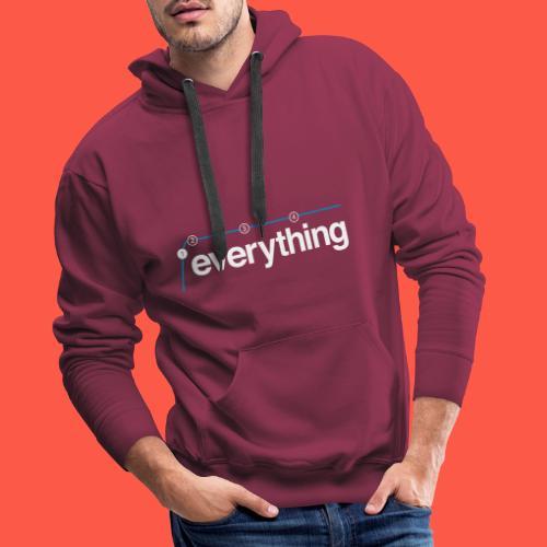 Lowcut Everything - Men's Premium Hoodie