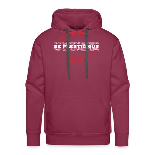 BP satrs - Sweat-shirt à capuche Premium pour hommes