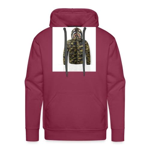 38AB183F FD38 4775 8761 1C85A6A9B467 - Sweat-shirt à capuche Premium pour hommes