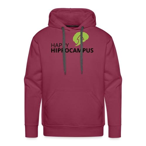 HappyHippocampus - Männer Premium Hoodie