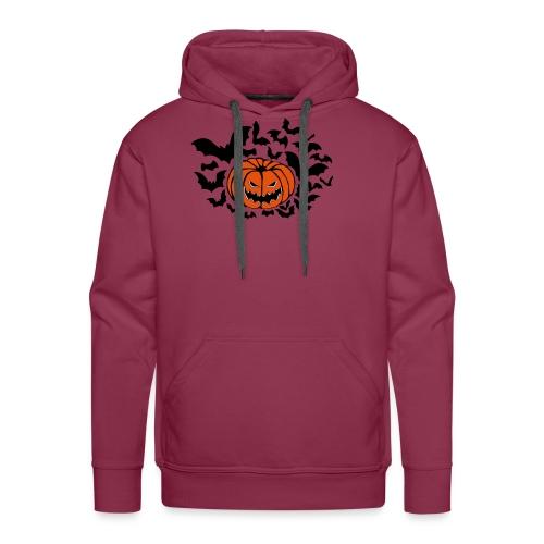 Pumpkin Bats - Men's Premium Hoodie