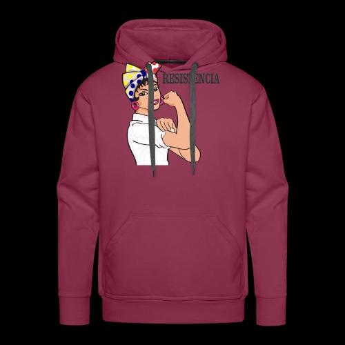 camisetas unisex algodon - Sudadera con capucha premium para hombre