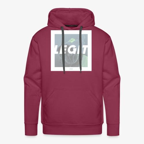 LEGIT #04 - Männer Premium Hoodie