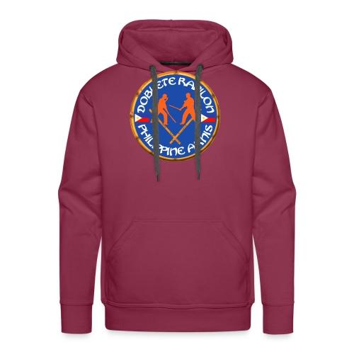 Arnis Kali Doblete Rapilon - Sweat-shirt à capuche Premium pour hommes