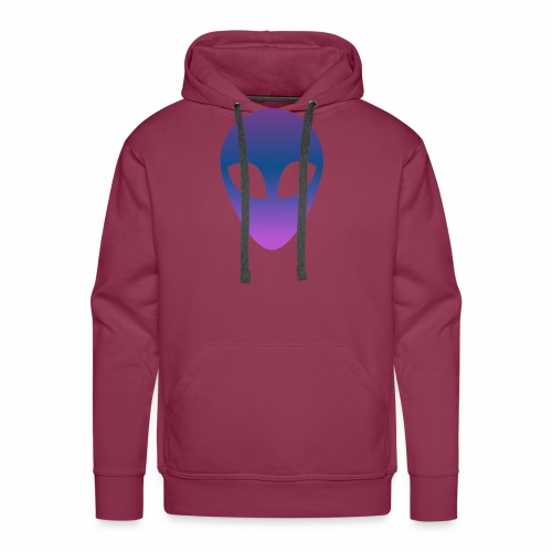 Aliens - Sudadera con capucha premium para hombre