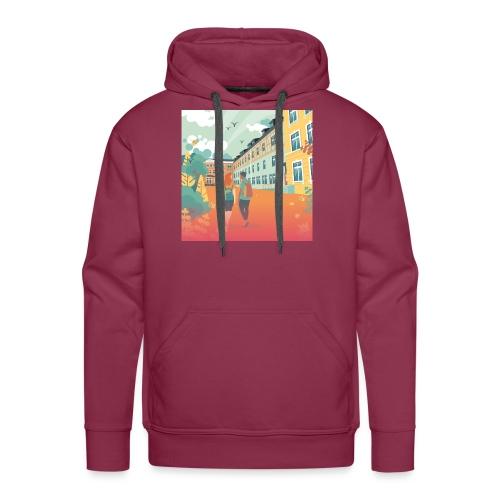 T-Shirt Vie À Saint André 108 - Sweat-shirt à capuche Premium pour hommes
