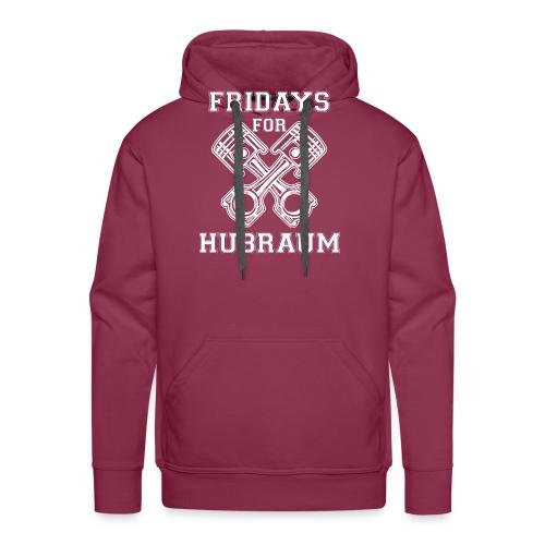 Fridays for Hubraum - Männer Premium Hoodie