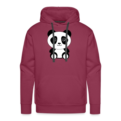 Panda Trend Sommer design - Männer Premium Hoodie