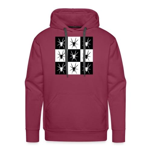 Spider 1jpeg - Sweat-shirt à capuche Premium pour hommes