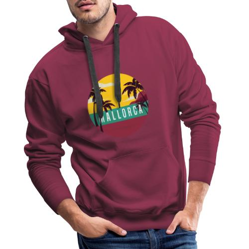 Mallorca - Männer Premium Hoodie
