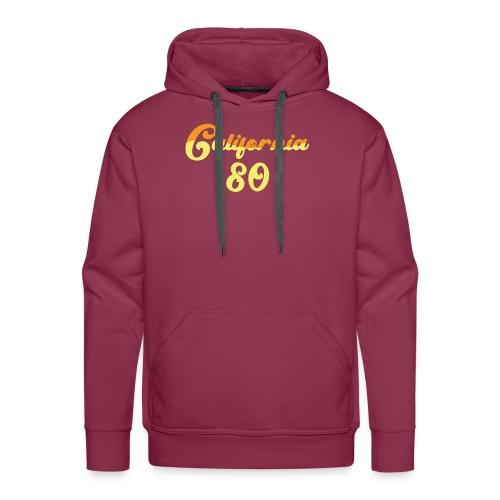 California 80 - Männer Premium Hoodie