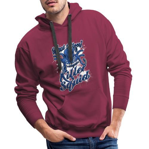 What tattoos? - Mannen Premium hoodie