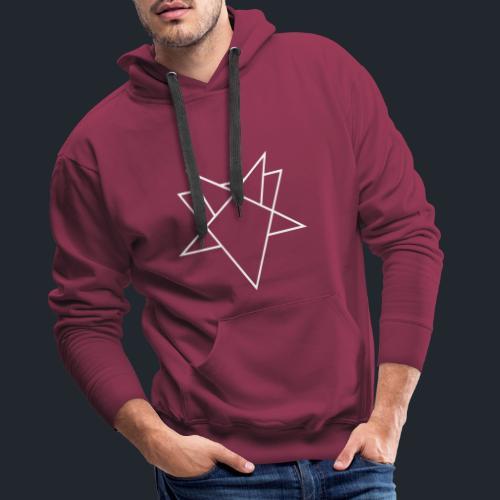 Devil Stripe Style - Männer Premium Hoodie