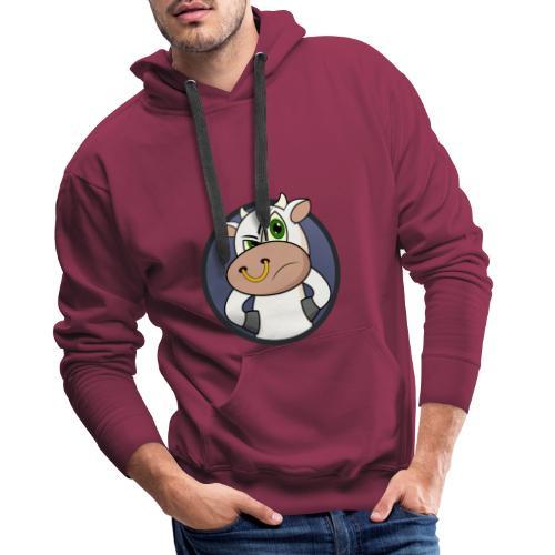 Dresche grumpy - Männer Premium Hoodie