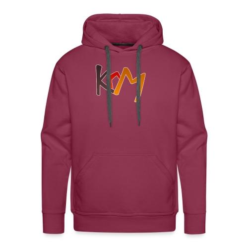 Krm version couleur - Sweat-shirt à capuche Premium pour hommes