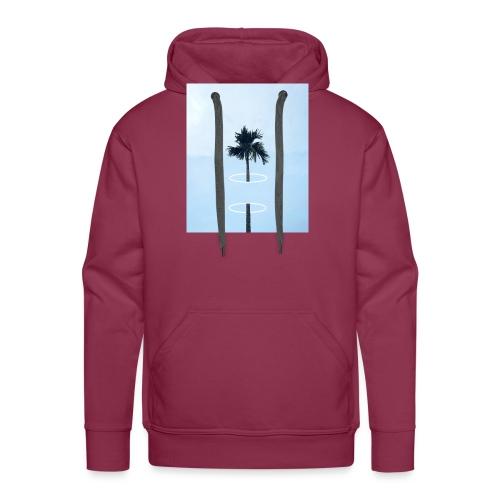 Calme - Sweat-shirt à capuche Premium pour hommes