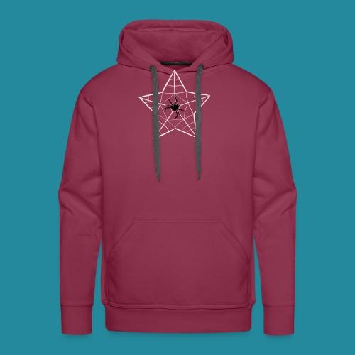 étoile d'araignée - Sweat-shirt à capuche Premium pour hommes