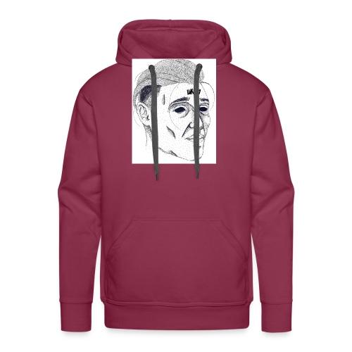 n - Sweat-shirt à capuche Premium pour hommes