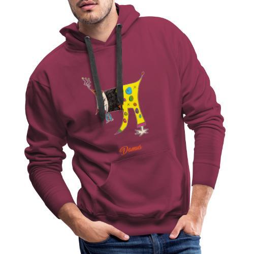 Damus - Sweat-shirt à capuche Premium pour hommes
